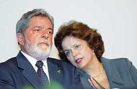 Lula et Dilma